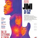 Jimi - all is by my side: il talento di Jimi Hendrix in anteprima lunedì 1° settembre