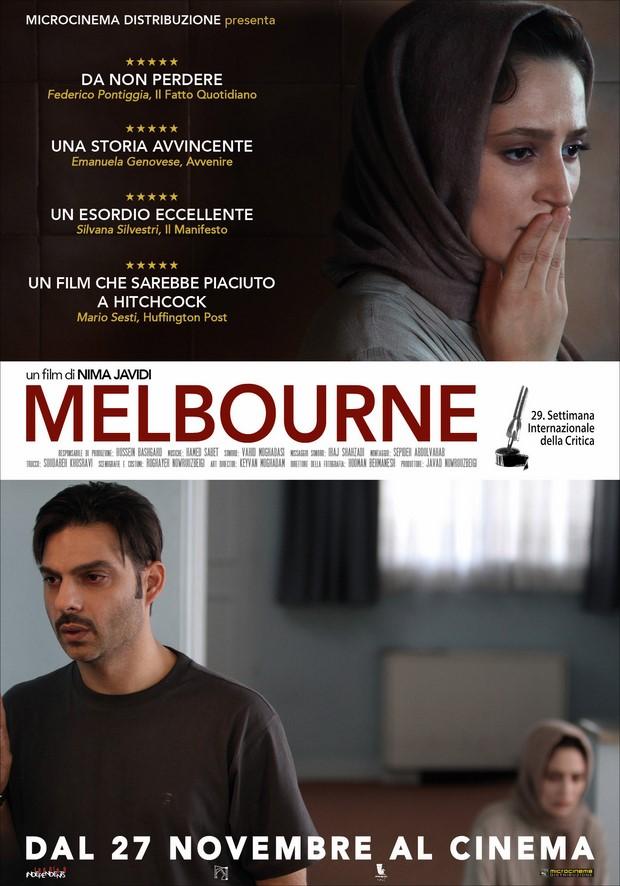 Melbourne-locandina