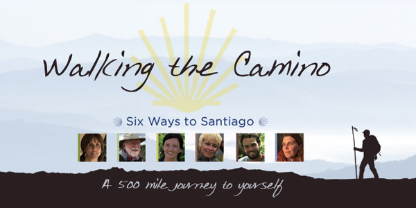 WalkingTheCaminoPoster1