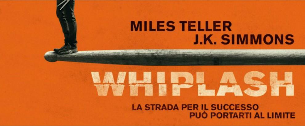 Whiplash<br>Mercoledì 1° aprile