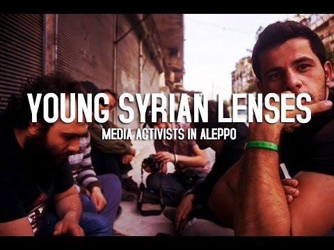 Young Syrian Lenses: il regista Ruben Lagattolla e il fotoreporter Enea Discepoli presenti in sala